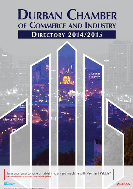 Durban Chamber of Commerce Directory 2014